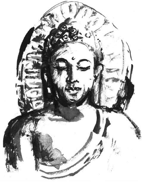 buddha mooji